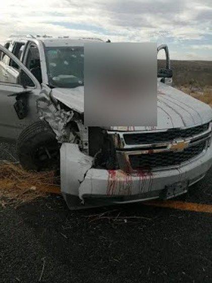 El 14 de febrero fueron abatidos cinco de Gente Nueva en Chihuahua (Foto: Especial)