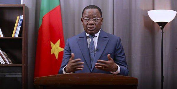 31/01/2020 Maurice Kamto, presidente del partido camerunés MRC POLITICA CAMERÚN INTERNACIONAL MRC