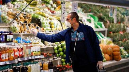 La ventas en los supermercados no logran repuntar en los últimos meses
