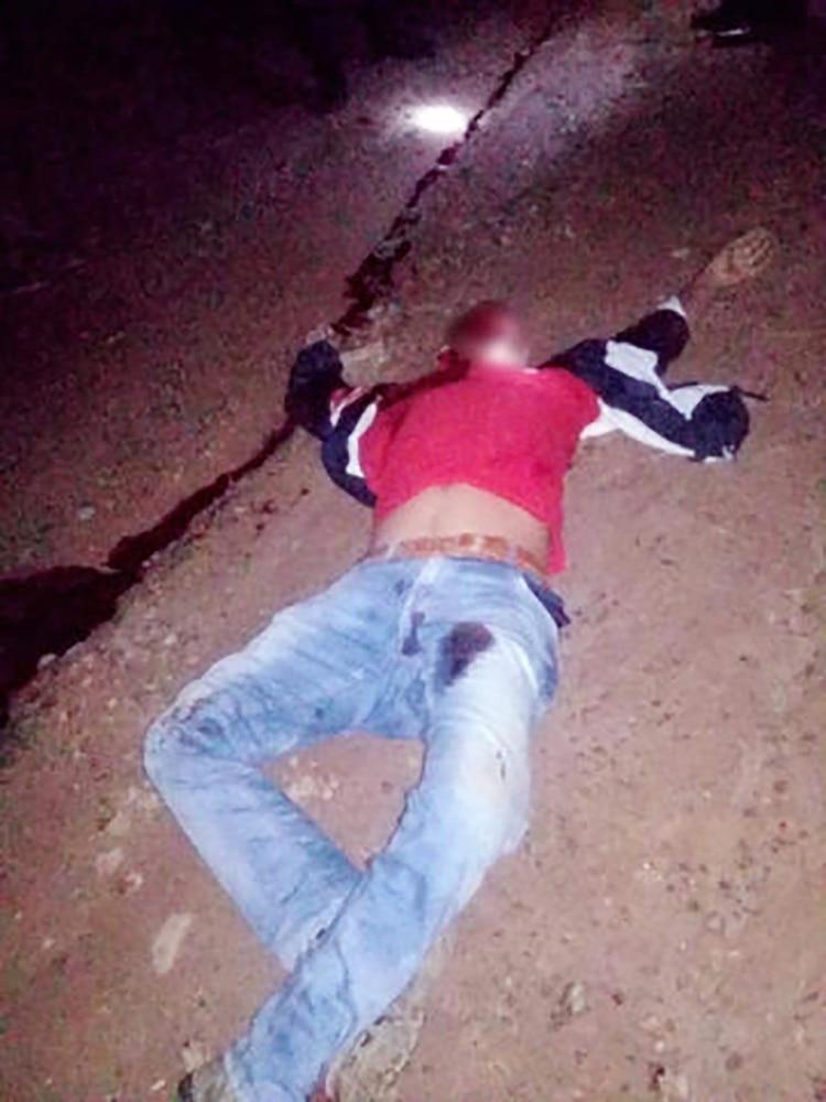 Yalmar Montenegro, asesinado junto a su padre en la frontera entre Honduras y Nicaragua