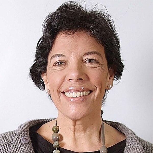 Isabel Celaaes la nueva titular de Educación