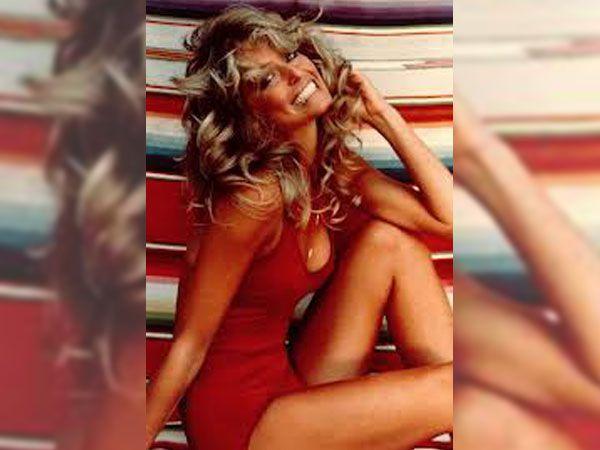 """El póster de Fawcett marcó tanto la época que hasta apareció en la habitación de Tony Manero en la película """"Fiebre de sábado por la noche"""""""