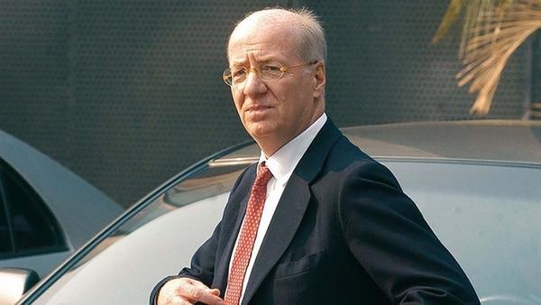 Hector Zabaleta, ex directivo de Techint