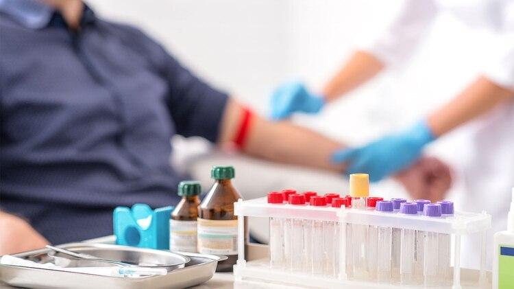 Por la pandemia, la donación de sangre se redujo al 80% y la situación es crítica (Foto: Shutterstock)
