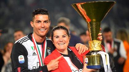 ¿Se va de Juventus? El inesperado destino que apareció para Cristiano Ronaldo tras una confesión de su madre