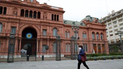 En Argentina la mayor cantidad de contagios siguen concentrados en el interior del país (REUTERS/Agustin Marcarian)