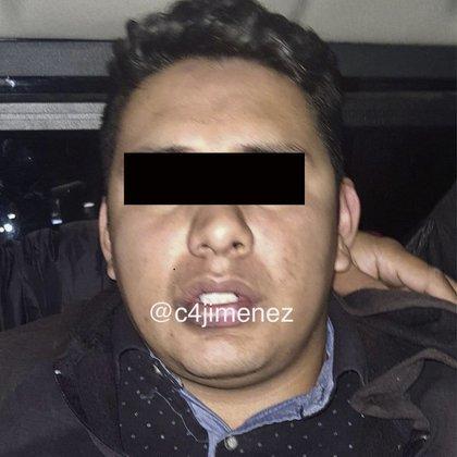 Luis Galicia reveló que es parte de la Guardia Nacional (Foto: Twitter@c4jimenez)