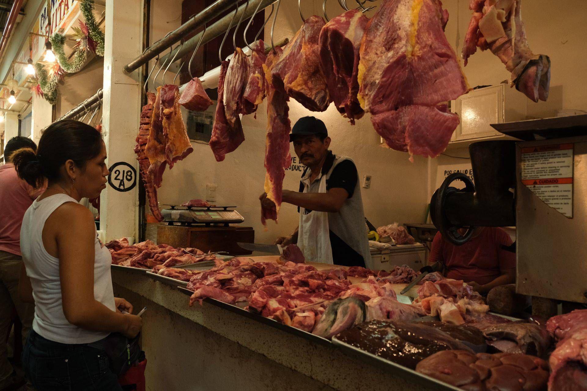 La Secretaría dio sus medidas para garantizar el abasto de alimentos (Foto: Cuartoscuro)