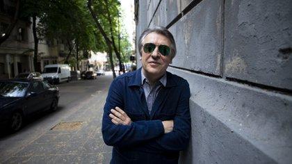 Daniel Melero participó en más de 300 discos como productor