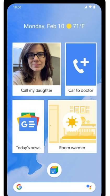 La app está disponible para dispositivos con Android 5.0 en adelante.