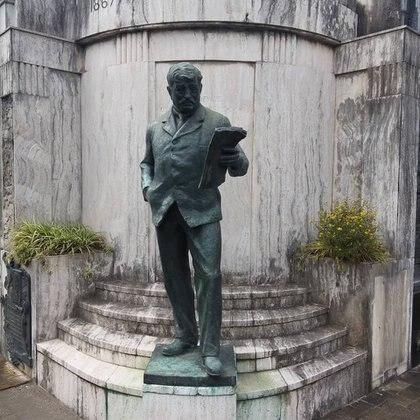 El monumento del comisario José Gregorio Rossi fue robado el último 5 de julio
