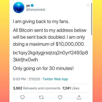 El rapero Kanye West también fue hackeado