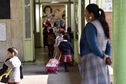 En Semana Santa hay un periodo vacacional para los alumnos. (Foto: Cuartoscuro)