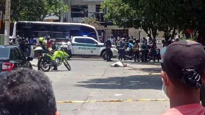 Por robarle un celular y una cadena de oro, ciudadano estadounidense fue asesinado en Barranquilla
