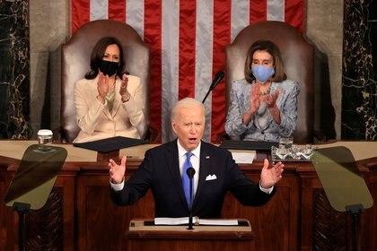El presidente de los Estados Unidos, Joe Biden. Foto: Chip Somodevilla/via REUTERS