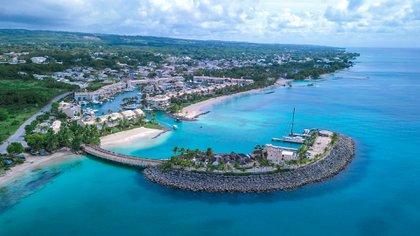La isla de Barbados en el Caribe, ofrece visas de hasta un año para trabajar de forma remota (Shutterstock)
