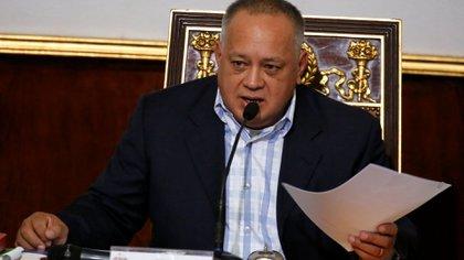 Diosdado Cabello preside la ultrachavista Asamblea Nacional Constituyente