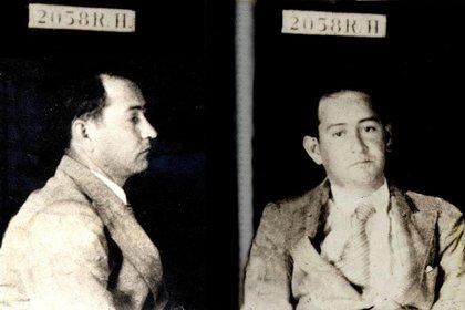 """Segundo David Peralta, alias """"Mate cosido"""", fue el bandido más buscado de la Argentina"""