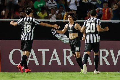 Libertad de Paraguay es el líder del Torneo Apertura (EFE)