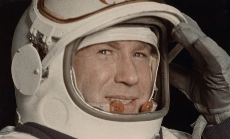 Alexei Leonov (Photo by Sovfoto/Universal Images Group/Shutterstock)