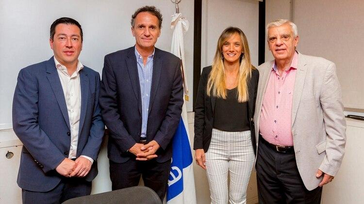Malena Galmarini fue designada Presidente de Agua y Saneamientos Argentinos (AYSA) y Leonardo Javier Nardini fue nombrado vicepresidente y acompañarán el trabajo de obras de Katopodis
