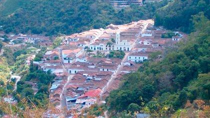 Panorámica de El Carmen, uno de los dos municipios de Norte de Santander que se unirían al nuevo departamento. Foto: Colprensa