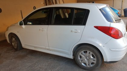 El auto con el que circulaba el acusado y que pertenecía a la víctima