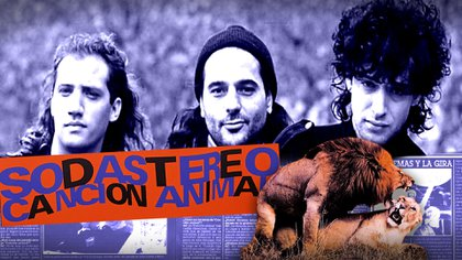 Canción Animal cumple 30 años