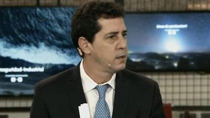 """El Ministro del Interior Eduardo de Pedro señaló que en el Gobierno están """"muy preocupados en cómo generar empleo."""