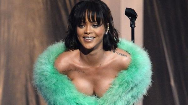 Rihanna (Getty)