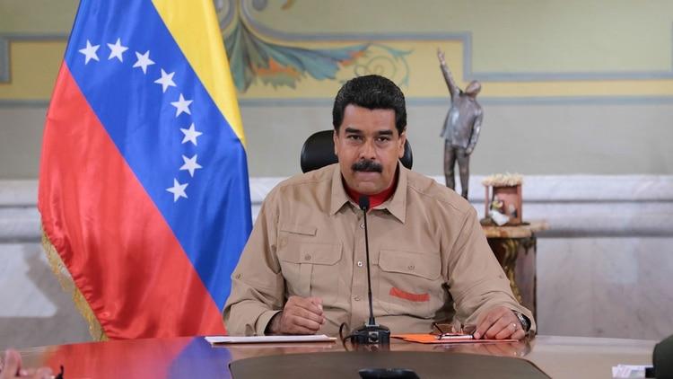 Nuevas medidas de EEUU contra la dictadura chavista