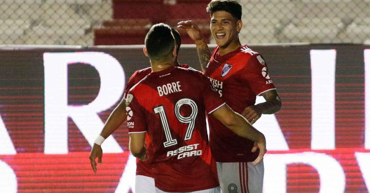River Plate, con dos colombianos a bordo, afronta el primer partido de las semifinales de la Libertadores - Infobae