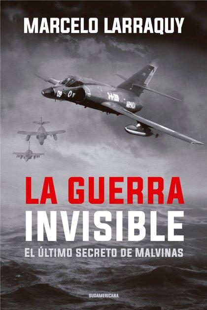 La tapa del libro de Marcelo Larraquy