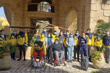 La selección colombiana de paratletismo disputará, del 18 al 20 de marzo, la segunda ventana clasificatoria a los juegos Paralímpicos. - Comité Paralímpico Colombiano.