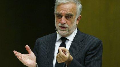 Luis Moreno Ocampo, fiscal ante la CPI entre 2003 y 2012
