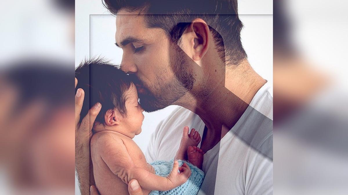 El actor Ferdinando Valencia anunció el fallecimiento de su hijo de tres meses