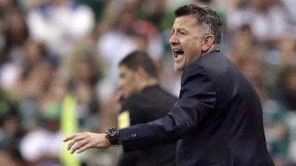 Osorio terminó muy contento tras los buenos resultados de su plan (Reuters)