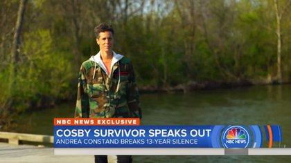 Andrea Constand aseguró que su vida quedó estancada después del abuso sexual de Bill Cosby