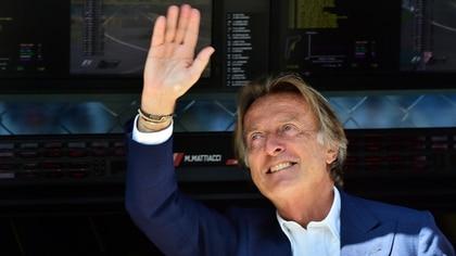 Luca di Montezemolo dejó su cargo en 2014 y desde entonces Ferrari no ha vuelto a ganar un título mundial (AFP)