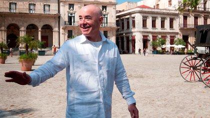 El exsubsecretario de Seguridad Nacional de EE.UU., Alejandro Mayorkas., en La Habana (EFE/Archivo)