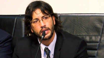 El fiscal Patricio Sabadini