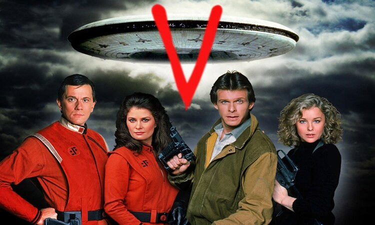 V: invasión extraterrestre