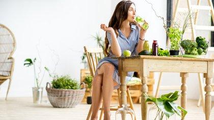 El mensaje de comer sano se impone casi como un mantra (istock)
