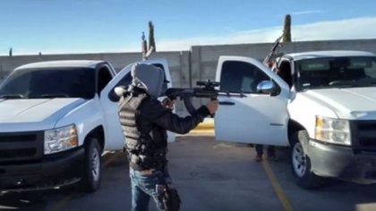 La Línea mantiene una batalla con el Cártel de Sinaloa. (Foto: YouTube/captura de pantalla)