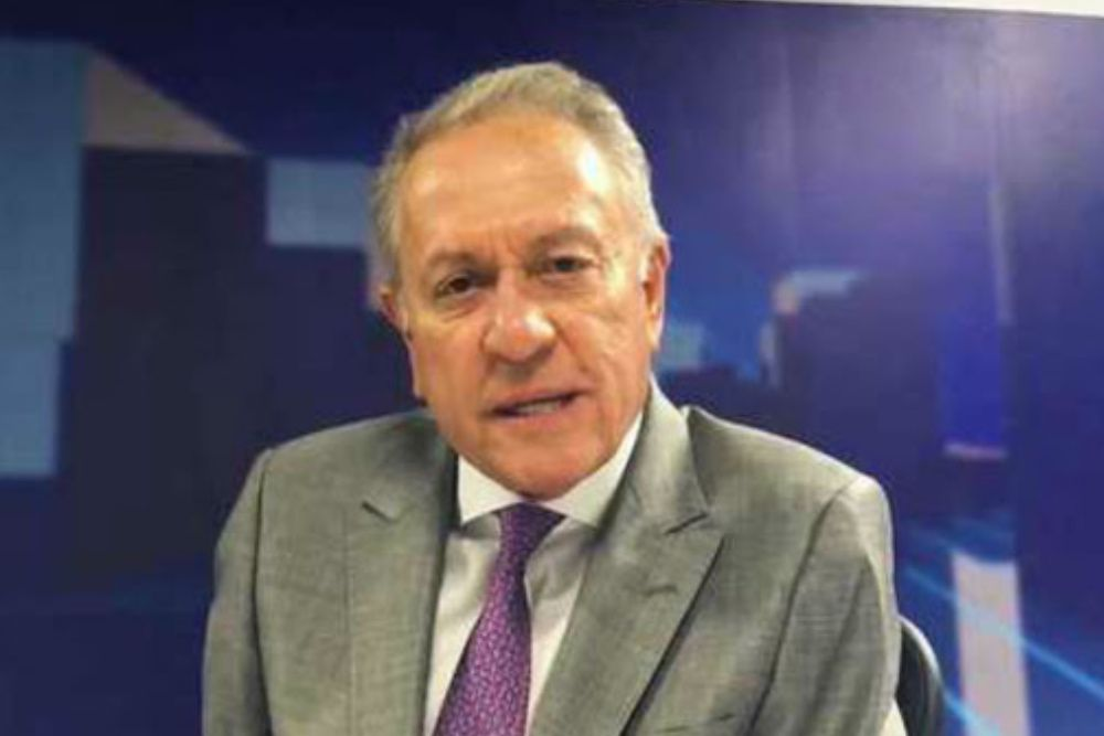 José Cárdenas (Foto: Twitter@JoseCardenas1)
