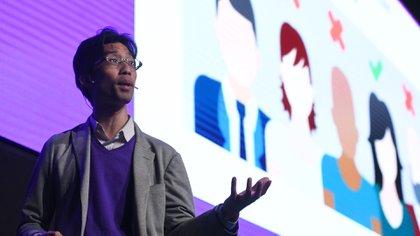 Marvin Liao, socio de 500 Startups, una aceleradora de proyectos de Silicon Valley en California, EEUU (Maximiliano Luna)