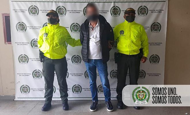 (Foto: Policía Nacional Colombia)