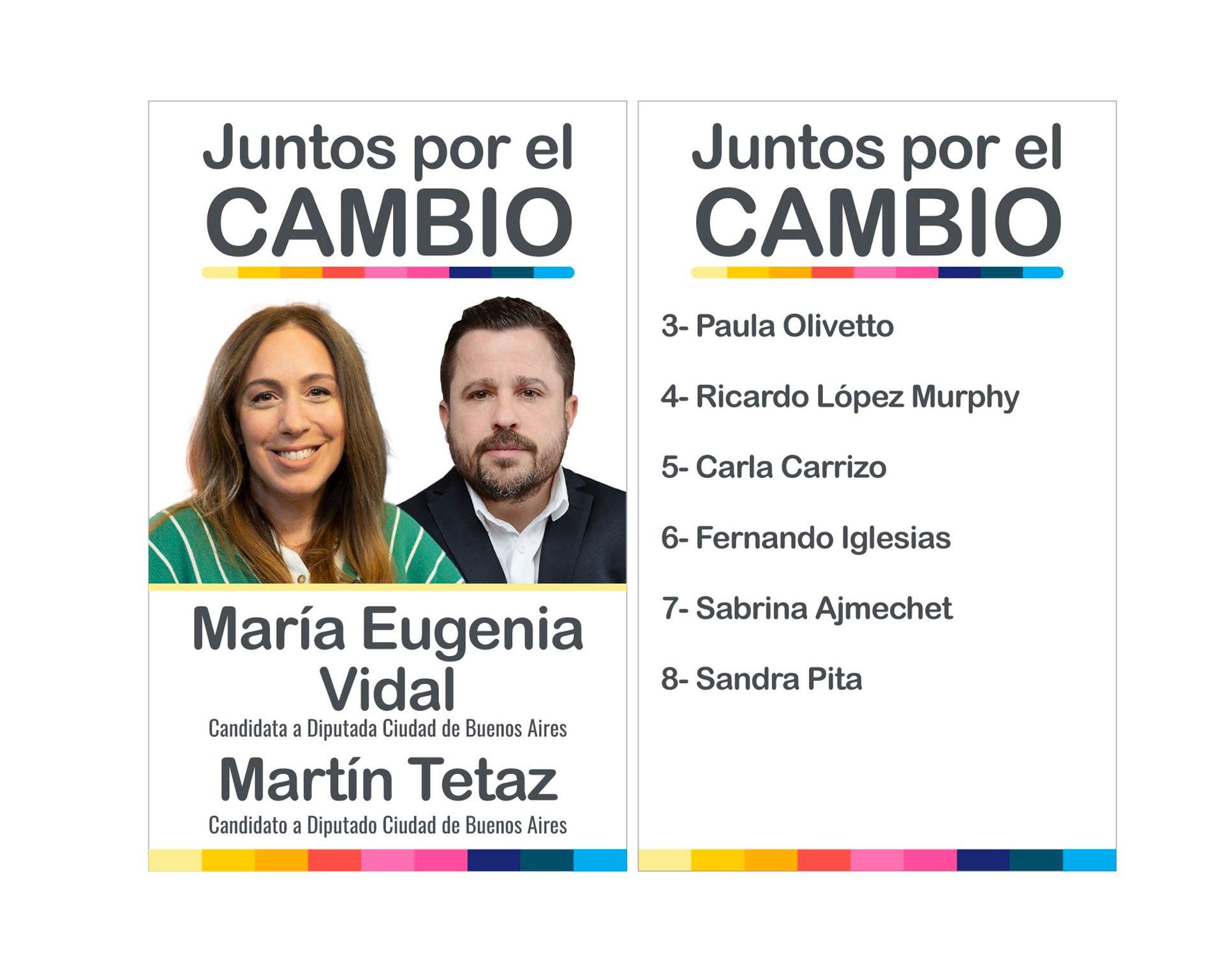 Boletas - Juntos - Provincia - CABA