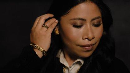 Yalitza Aparicio ha sido elegida para ser la portavoz mexicana de la prestigiosa firma Dior en su campaña de empoderamiento femenino (Foto: YouTube Dior)