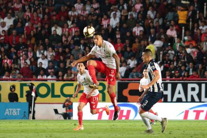Necaxa no pudo vencer a Monterrey es eliminado en semifinales (Foto: Twitter @ClubNecaxa)